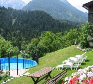Pool-Anlage Haus Brandstätter