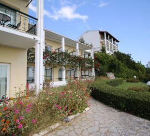 Außenansicht Marilena Sea View Hotel
