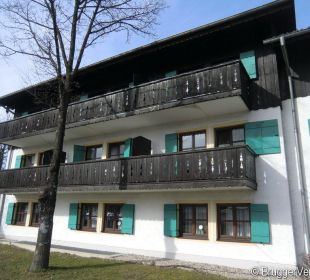 Südseite Haus 1 Hotel Luitpold am See 1&2