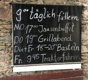 Sport & Freizeit Bauernhof Liendl