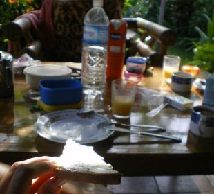 Frühstück Saraswati Holiday House