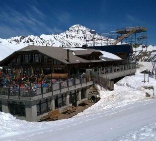 Bergrestaurant Silleren Hotel Alpina
