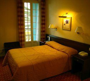 Zimmer im 5. Stock Hotel Gounod Nice