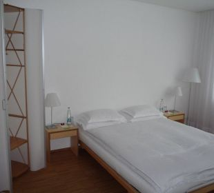 Schlafzimmer Hotel Greulich
