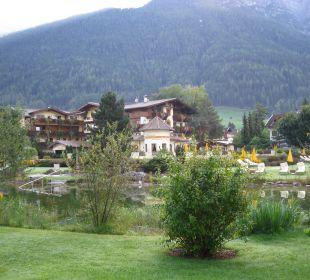 Außenansicht Hotel Forster's Naturresort