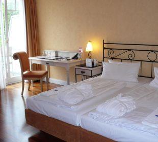 Doppelzimmer De Luxe Vier Jahreszeiten Kühlungsborn -  Hotel