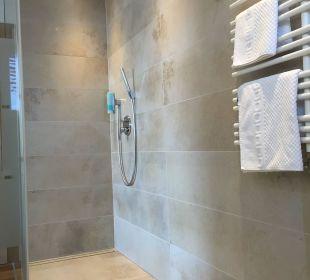 Badezimmer Hotel Jaegersteig