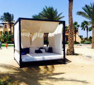Hier kann man es aushalten Hotel Steigenberger Coraya Beach