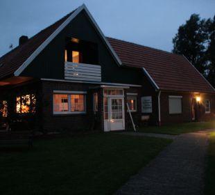 Birkenhof bei Nacht Birkenhof Neuharlingersiel