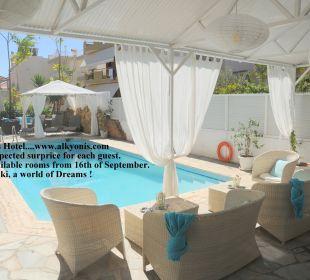 Pool Hotel Alkyonis