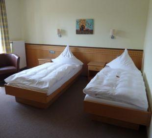 Einzelbetten Hotel Gasthof Fenzl
