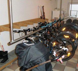 Fahrradkeller Aktiv- & Wellnesshotel Zentral