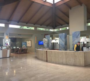 Check in Lobby allsun Hotel Eden Playa