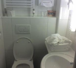 Sanitärausstattung Hotel City