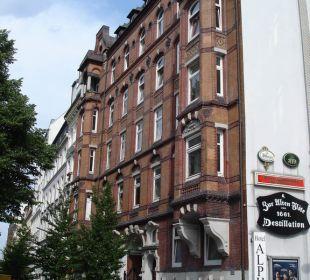 Alpha Hotel Hamburg ALPHA Hotel Garni