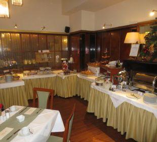 Frühstücksbuffet Hotel Erzherzog Rainer