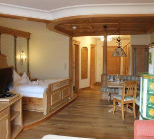 Fürsten Suite Leading Family Hotel & Resort Alpenrose