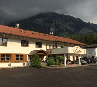 Außenansicht Wohlfühlhotel Ortnerhof