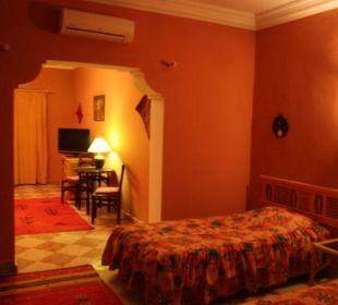 Komfortzimmer Stargazing Hotel SaharaSky