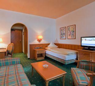 Einzelzimmer Hotel Post