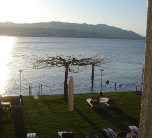 Liegewiese Romantik Seehotel Sonne