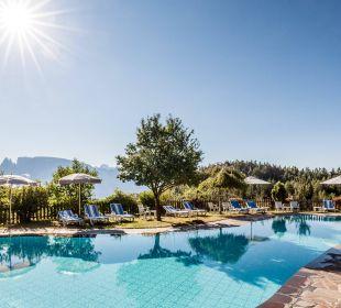 Pool Mit Ausblick Hotel Lichtenstern