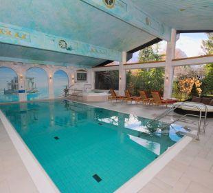 Hotel Pool Hotel Zugspitze
