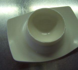 Eierbecjer aus den 60er Jahren Hapimag Resort Merano
