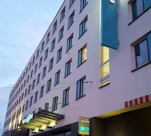 Außenansicht Motel One Nürnberg-City