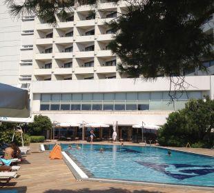 Pool Hotel Divan Antalya Talya