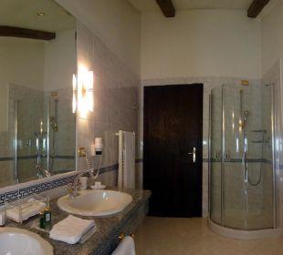 Badezimmer (die Wanne ist nicht drauf) Sunstar Boutique Hotel Castello di Villa
