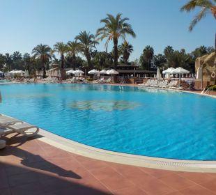 Pool im Leodikya Kirman Leodikya Resort