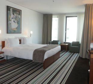 Zimmer Hotel Sofitel Berlin Kurfürstendamm