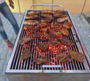 Barbecue Bochum Lanka Resort