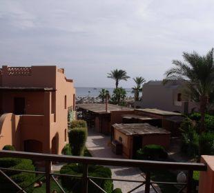 Vom Zimmer aus gesehen TUI SENSIMAR Makadi Hotel