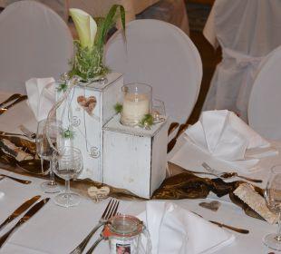 So schön.. Hochzeit im Q-Stall... Hotel Portens Fernblick