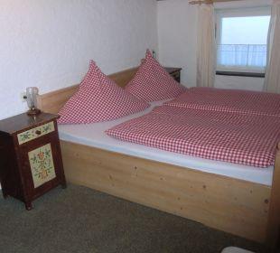 Unsere Doppelzimmer Berggasthof Rosengasse