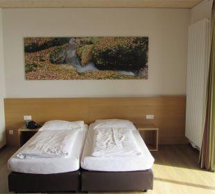 Doppelbett Hotel Schatz.Kammer Burg Kreuzen