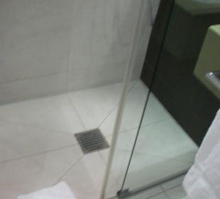 Dusche Hotel Neptun