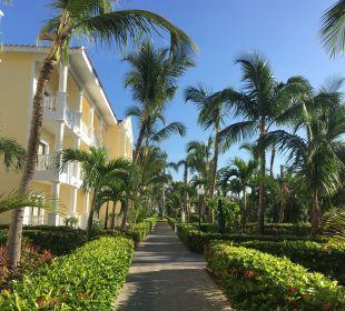 Gartenanlage Luxury Bahia Principe Esmeralda Don Pablo Collection