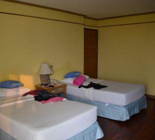 Doppelzimmer  Hotel Grand Jomtien Palace