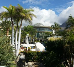Ausblick Adrián Hoteles Jardines de Nivaria