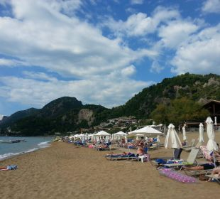 Herrliche Strandlage lti Grand Hotel Glyfada