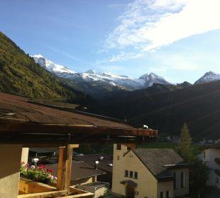 Vom Balkon zum Gletscher Hotel Klausnerhof