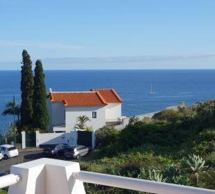 Ausblick vom Balkon Villa Opuntia
