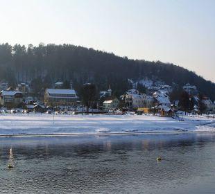 Winterzauber Hotel Elbschlösschen