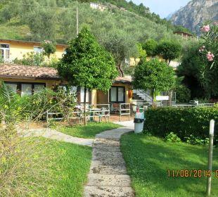 Bereich Villa Oasis Hotel Cristina