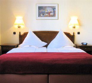 Doppelzimmer Ruhr Hotel