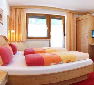 Schlafzimmer Typ 5 Apartment Brandau