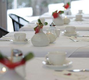 Frühstück im Rothof Hotel Rothof Bogenhausen